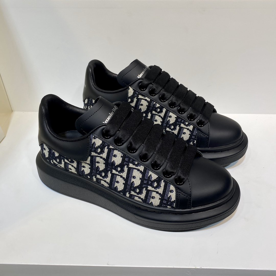 Image of Alexander McQUEEN  Woman's Men's 2020 New Fashion Casual Shoes Sneaker Sport Running Shoes0407pk