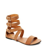 Triple Buckle Gladiator Sandal
