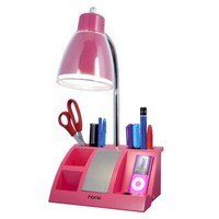 iHome Colortunes 1 Light Organizer iPod Lamp - Pink