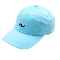 Vineyard Vines Whale Logo Baseball Hat- Pool Side