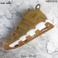 Nike Air More Uptempo Wheat Sneaker