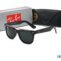 RayBan Ray-Ban Newest Fashionable Cool Summer Sun Shades Eyeglasses Glasses Sunglasses 1#