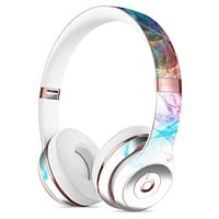 Neon Multi-Colored Paint in Water Full-Body Skin Kit for the Beats by Dre Solo 3 Wireless Headphones