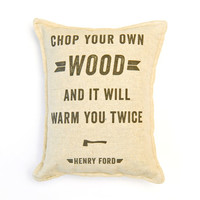FORD BALSAM PILLOW