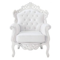 Armchair BAROCCO - Chesterfield - Maisons du Monde