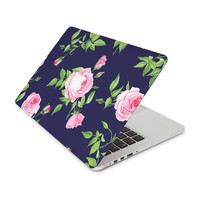 Hand Dawn Roses Clusters Skin for the Apple MacBook