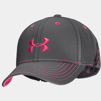 Girls' UA Charged Cotton Adjustable Cap | 1232170 | Under Armour US