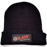 RAW Rolling Papers Beanie Hat