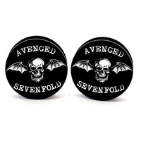 Avenged Sevenfold Plugs