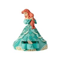 Disney Ariel with Shell Charm by Jim Shore