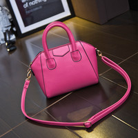 Small Size Stylish Tote Bag One Shoulder Messenger Bags [6581524167]