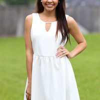 Image Maker Dress - Ivory