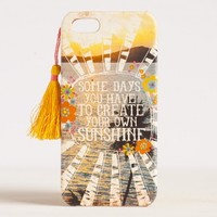 Create  Your  Own  Sunshine  #livehappy  iPhone  5  Cover  From  Natural  Life