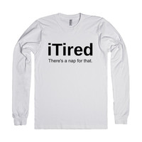 iTired There's A Nap For That