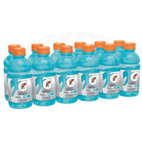 Walmart: Gatorade G Frost Glacier Freeze Thirst Quencher Sports Drink, 12 fl oz, 12 pack