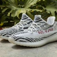 Adidas Yeezy Boost 350 V2 BY1604 2018 Women Men Fashion Trending Running Sneakers