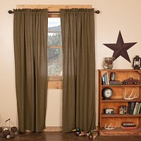 Tea Cabin Panel Curtains