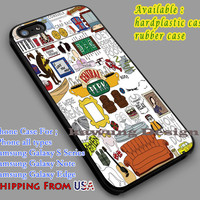 Friends Central Perk | TV Show | Quote iPhone 6s 6 6s+ 6plus Cases Samsung Galaxy s5 s6 Edge+ NOTE 5 4 3 #movie #Friends dl2