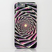 Space Connection - for iphone iPhone & iPod Case by Simone Morana Cyla