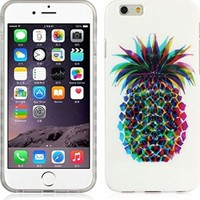 Changeshopping(TM) New Fashion Pineapple Pattern Soft TPU Case Skin Cover For iPhone 6 6G 4.7inch