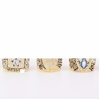 Drop Shipping Good Quality For Dallas Cowboy set Championship Ring for Fans