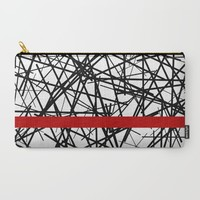 skarletan Carry-All Pouch by Trebam | Society6