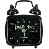 DEATH NOTE SQUARE MINI DESK CLOCK