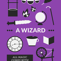 Once Upon A Time - A Wizard