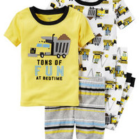Baby Boy Pajamas & Sleepwear | Carter's | Free Shipping
