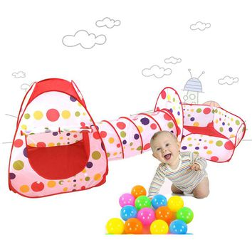 Tunnel Kids Play Gaming Toy