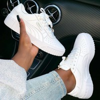 PUMA CALI Low-band sport sneakers
