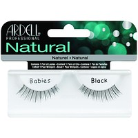 Ardell Natural Lashes - Babies Balck, 1 Pair [3X Packs]