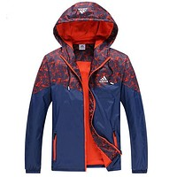 Adidas Mens woman Cotton Coat-6