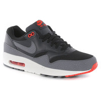 Nike Air Max 1 Essential Shoes - Black-Clear Grey at Urban Industry