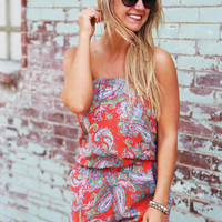 Finders Keepers Romper