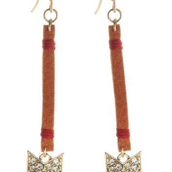 Drop Earrings {Two Color Options} - Reg $22