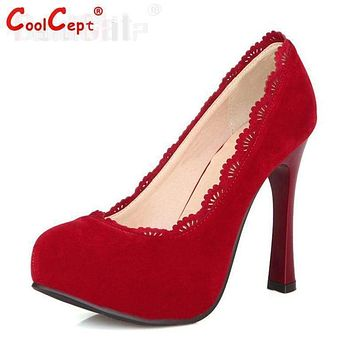 Sexy Pumps High Heels Shoes