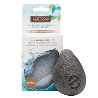 Eco Tools Konjac Pure Complexion Facial Sponge, Deep Cleansing