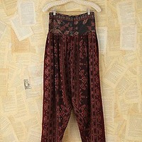 Free People  Vintage Ikat Pants at Free People Clothing Boutique