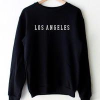 Los Angeles Oversized Sweatshirt