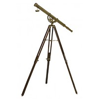Antique Brass Telescope | Eichholtz Bicton