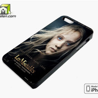 Les Miserables The Musical iPhone 5s Case Cover by Avallen