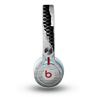 The Clawed Metal Sheet Skin for the Beats by Dre Mixr Headphones