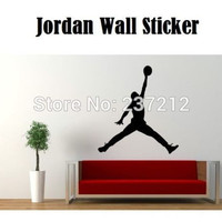 AIR Jordan Basketball  Wall Sticker jumpMan Decal Poster