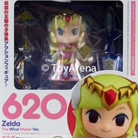 Nendoroid #620 Zelda The Legend of Zelda The Wind Waker AUTHENTIC IN STOCK USA