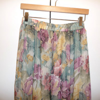 Woodland Forest Fairy Skirt