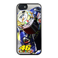 New Valentino Rossi Helmet 2016 On Hard Case For iPhone 6s 6s plus 5/5s 4/4s