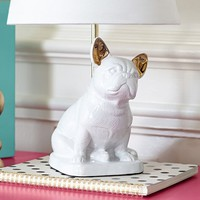 French Bulldog Table Lamp