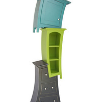 Stacked Cabinet No. 6 - Together We Can | Dust Furniture - Zin Home