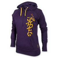 Women's Nike LIVESTRONG All-Time Half-Zip Hoodie